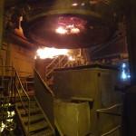 Mechanical breakdown in a Gas Turbine